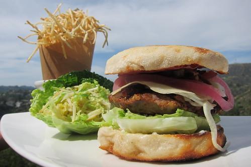 Mohawk Bend: Dork Burger
