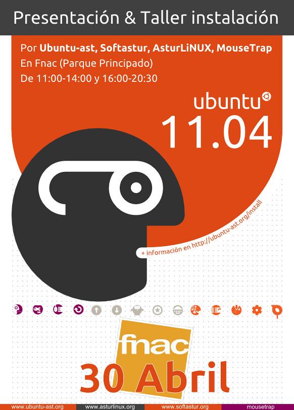 Taller d'instalación Ubuntu 11.04