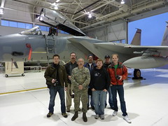 AN AWESOME end to a tour at the 142nd FW (Eagle Driver Wanted) Tags: eagle pdx portlandairport ang orang pang f15 f15eagle fighterjet airguard photograhers f15c kpdx oregonairnationalguard 142ndfw nwaviation 142ndfighterwing aviationphotograhers