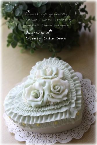 天使媽媽的蛋糕皂教學 007