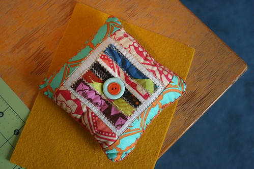 another pin cushion