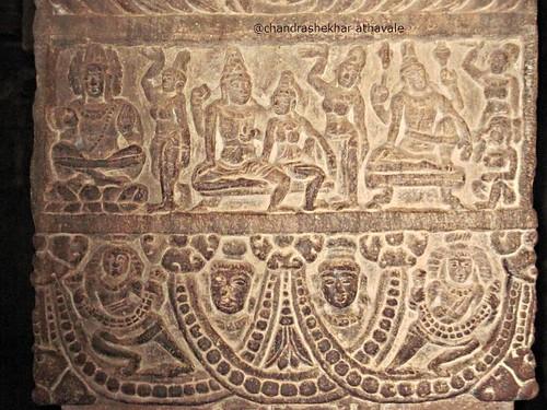 Brmha Mahesh Vishnu Virupaksha temple