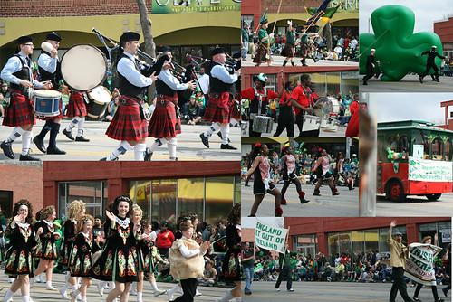 Kansas City St. Patty's Day Parade