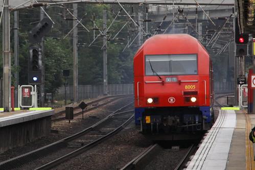 """Siemens """"Eurorunner"""" ER20 diesel-electric"""
