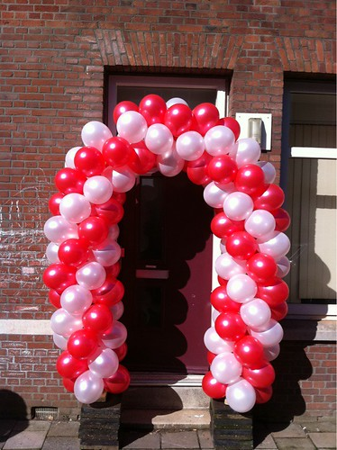 Ballonboog 5m Rotterdam