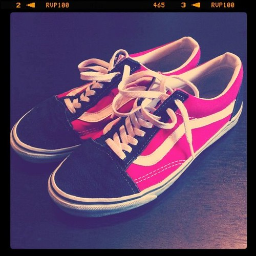 Vans / dead stock old skool