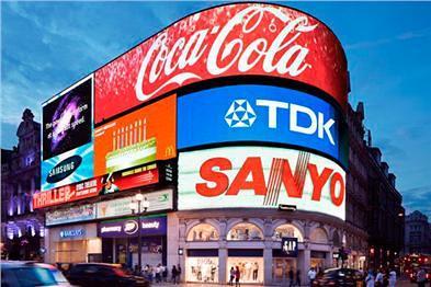 可口可乐再次配合发起地球一小时活动