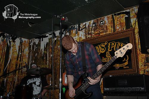 The Motorleague - Gus' Pub - March 16th 2011 - 02