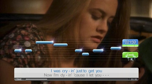 SingStar: Aerosmith_Cryin'