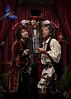 Kaptein Rødskjegg (Glenn Meling) Tags: show red green wheel canon skulls singing pirates bees curtain alien parrot captain redbeard parrots alienbees cnon glennkarlsen kapteinrødskjegg wwwglennkarlsencom