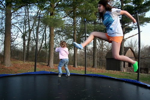 Trampoline Time 2