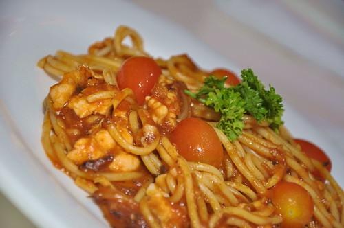 Tenshi Cafe Food 2