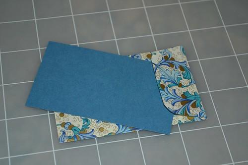 Baby envelopes