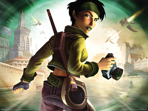 Beyond Good and Evil MDisks Location Guide