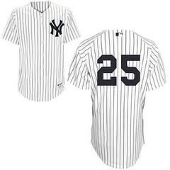 Youth-New York Yankees #25 Mark Teixeira White Jersey (Terasa2008) Tags: jersey  cheapjerseyswholesale cheapmlbjerseys mlbjerseysfromchina mlbjerseysforsale kidsmlbjerseys