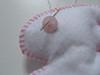Guirlanda de páscoa (comofaz) Tags: bunny kids easter kid handmade artesanato craft felt foam criança feltro crianças coelho isopor wrath tutorial pap pascoa coelhinho styro passoapasso comofaz