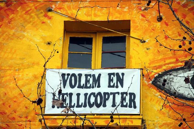 Volem en Hellicopter