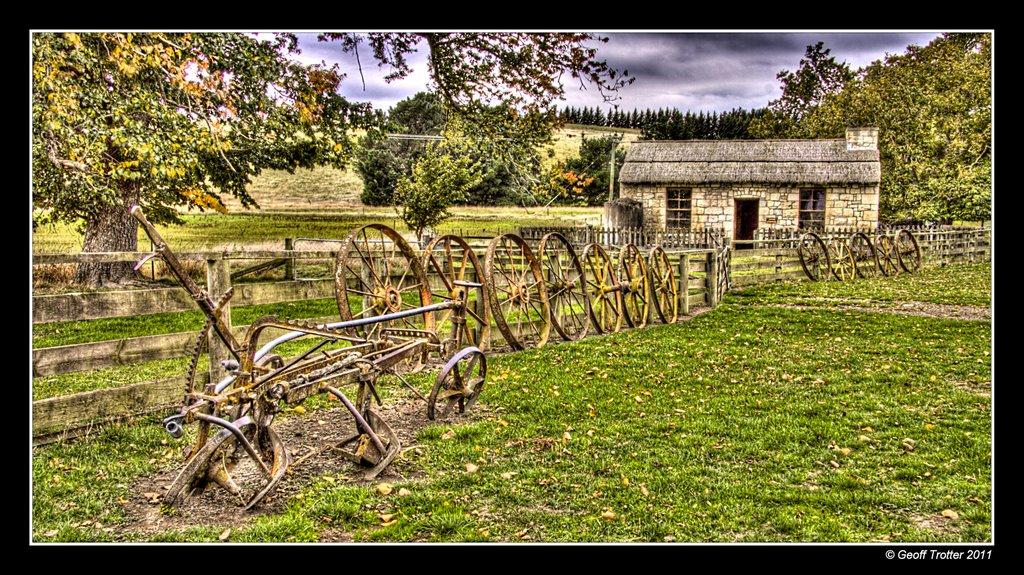 Black Hills Farm - Autumn