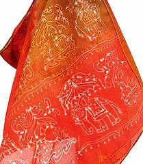 KavitaKriti - hand painted indian luxury silk scarf, henna elephant fish motif (KavitaKriti.etsy.com) Tags: elephant women indian silk peacock mandala ombre handpainted accessories blockprint silkscarf henna ethnic sophisticated indianembroidery silkscarves longscarf handpaintedsilkscarves kalamkari chikankari indiantextile indianmotif kutchembroidery traditionalindian kavitakriti makeyourownscarf