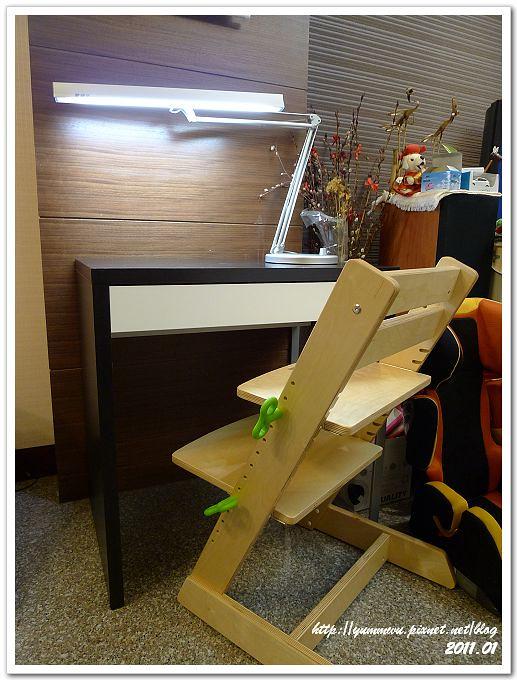Q MOMO成長椅&T5 檯燈 (12)