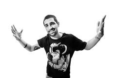 Matador Rockers (Javier Fernández Diaz) Tags: bw del promo que fotos hip hop rap palo rockers esto pasar tenia matador