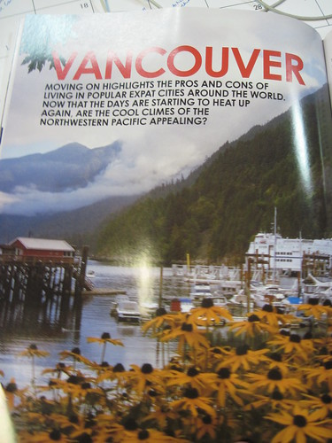 Vancouver in Latest Live, Work Explore