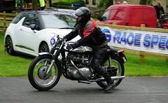 Prescott Bike Festival 2014 (Noel Skeats) Tags: bike honda norton cotton morgan ducati bugatti prescott triton kawasaki bsa mog triking benelli mcdouglas goldflash grinall