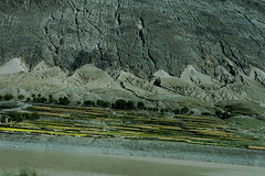 Terraces   (James Q Chang) Tags: mountain terrace prayer tibet lhasa