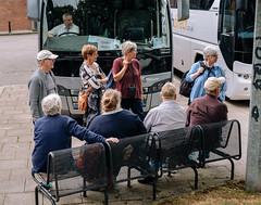 Some of the Group (Poul_Werner) Tags: derrylondonderry gislevrejser nordirland northernireland 53mm busferie ferie travelbycoachorbus londonderry unitedkingdom gb