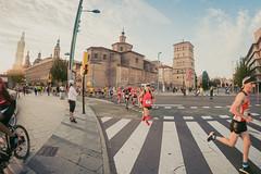 2016-09-25 08.33.45 (Atrapa tu foto) Tags: 8mm espaa europa europe maratondezaragoza saragossa spain xmaratnciudaddezaragoza zaragoza ateltismo atletics carrera corredores deporte fisheye marathon maraton maratn ojodepez runners running sport aragon es