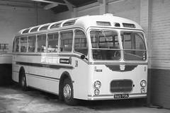RAO736 Cumberland 282 (lenmidgham) Tags: 1960scoach bwscan bristol bristolcommercialvehicles cumberland ecw