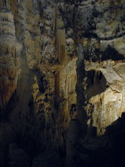 Frasassi caves at Genga / Ancona / Marche / Italy