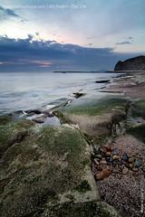 365 Project : Day 238 (Michael R. Cruz) Tags: longexposure beach sunrise waves uae fujairah alaqah nd110 10stopndfilter bwnd110 nd1000x
