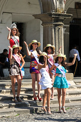 Beauty Queens - Antigua, Guatemala (To Uncertainty And Beyond) Tags: beauty highheels wave heels shortskirt beautyqueens antiguaguatemalaanrigua