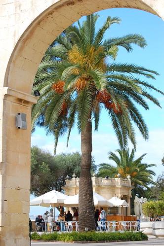 Upper Barracca Gardens Valletta, Malta