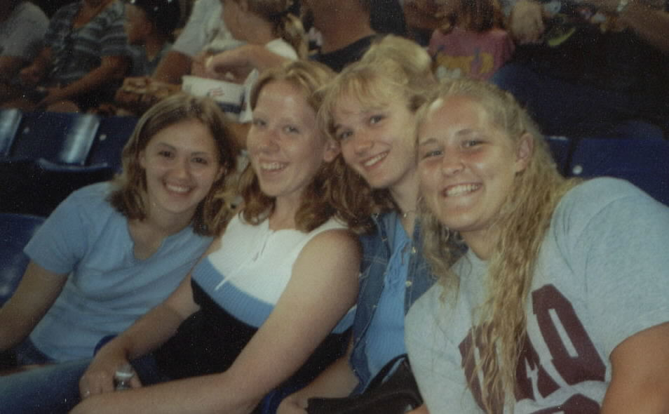 Twins Game 2001