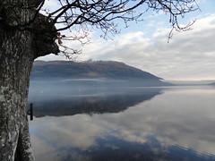 January day at loch lomond 5 (Michael Grey!) Tags: benlomond lochlomond lakescene scottishwinter michaelgrey mistonlake scotlandinwinter dunaber scotlandinjanuary