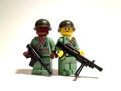 'Nam (Waffeli) Tags: soldier army us lego vietnam ba nam brickarms