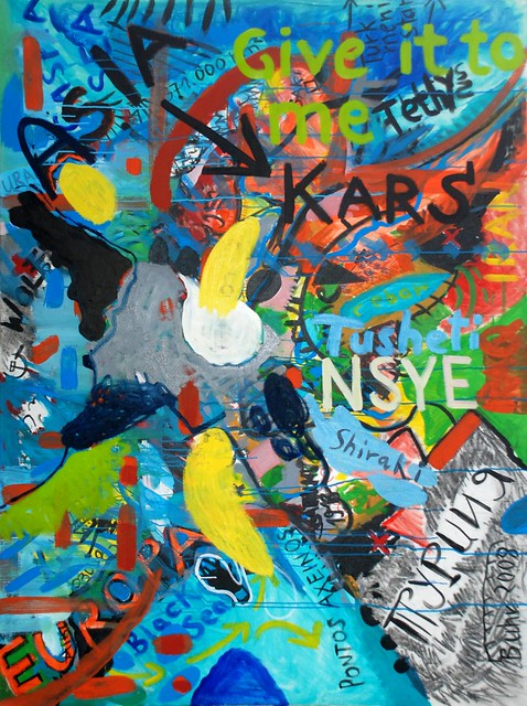 Kars NYSE painting