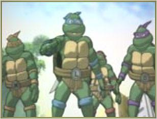 "BBC - Cult ' I ♥ 1988 ' : ""Teenage Mutant Hero Turtles"" { Cell-Shading TOS TMNT } (( 2001 ))"