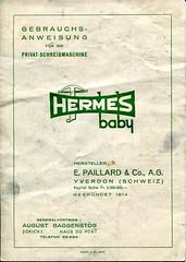 Hermes baby Gebrauchsanweisung 1_4