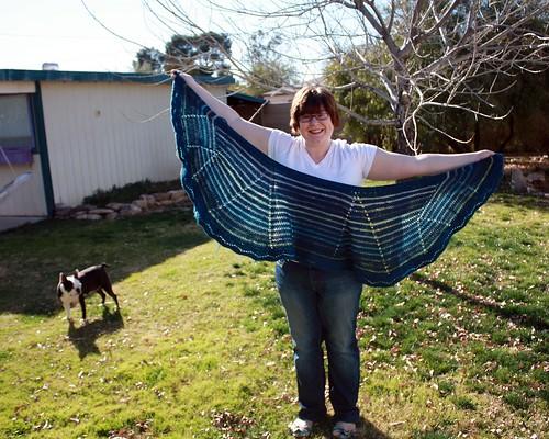 Betiko shawl