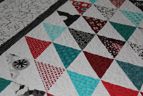 HST quilt with border