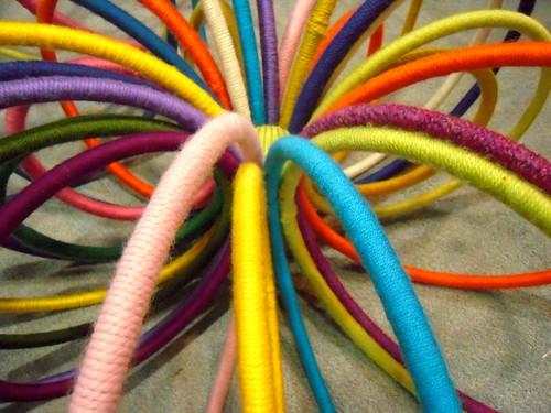 yarn rings