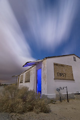 SeventeenSixFiftyseven (Lost America) Tags: lightpainting abandoned night clouds desert fullmoon timeexposure mojave trailerpark nocturnes northedwards