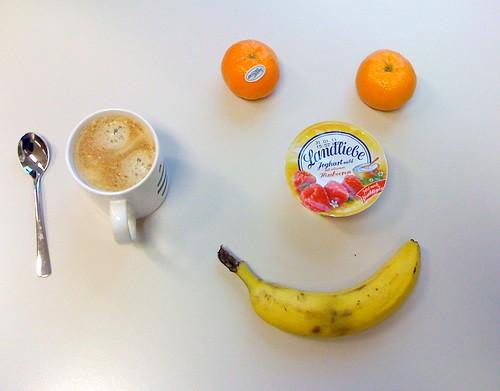 Landliebe Joghurt, Clementinen & Banane