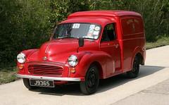 J9365 Ex- Royal Mail / Post Office Morris Minor LCV Van (kitmasterbloke) Tags: england car vehicles royalmail morrisminor van gpo lcv britishtelecom amberley lightcommercial povc postofficevehicleclub