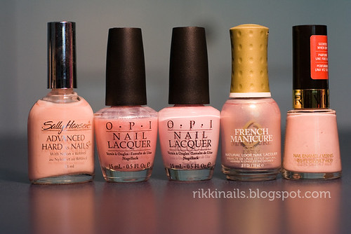 Light Pinks