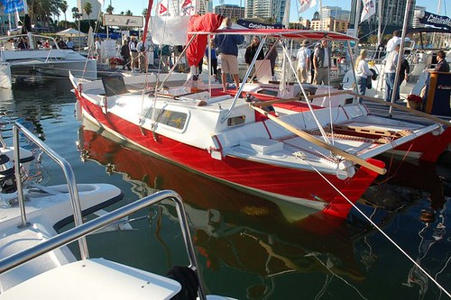 Tiki 30 at the 2011 Miami Show
