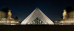 *EXPLORE* Le Louvre naturally symmetric (Kvinn Photographie) Tags: light paris history museum night louvre lumire muse histoire nuit pyramide symtrie nivekphotographie kevinnphotographie